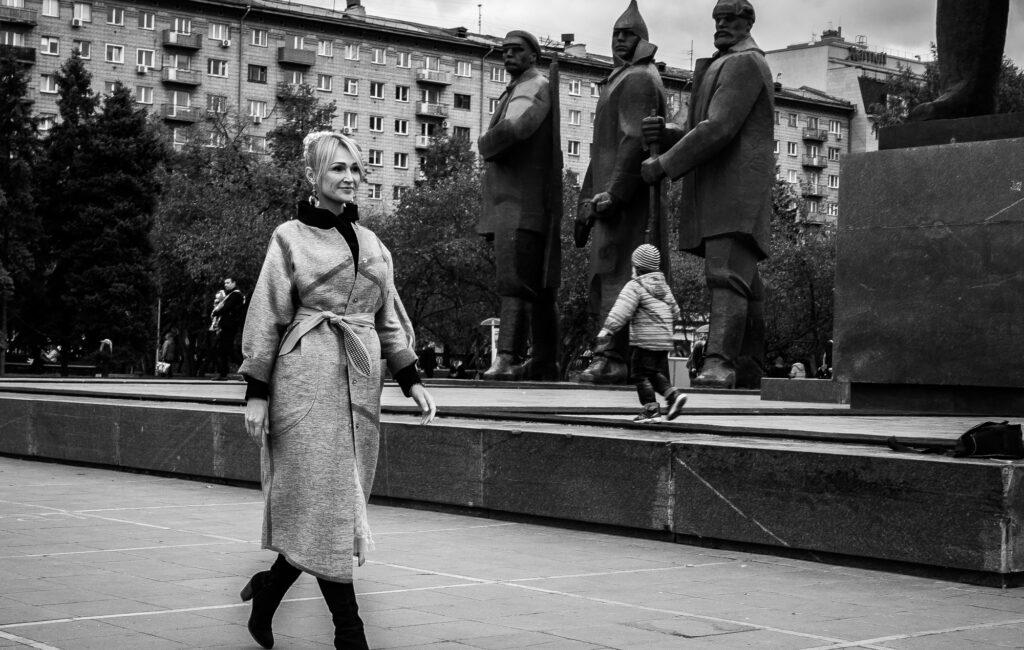 Показ коллекции Ольги Бузыцкой