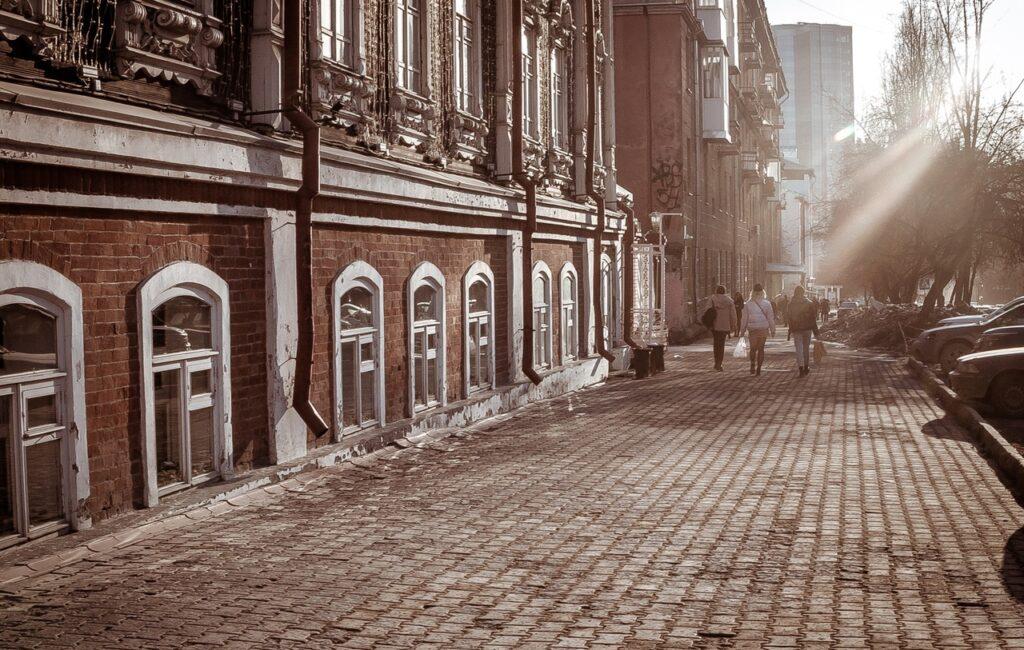 Конкурс «Улицы на фотографии»