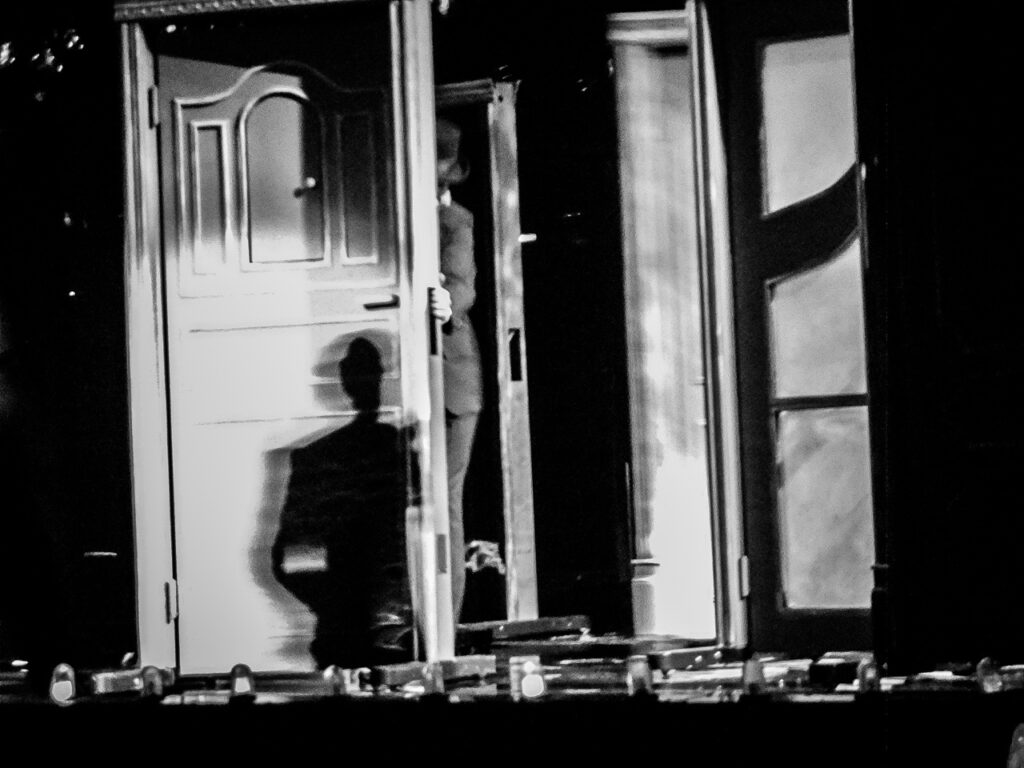 """Предпоказ мюзикла """"Кабаре"""" в театре """"Глобус"""" 2 марта 2021 года. Фото Елены Берсеневой."""
