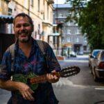 Музыкант Николай Иванов. Фото Елены Берсеневой